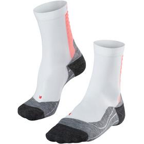 Falke Achilles Health Socks Women white-neon red